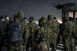 Quân đội Đan Mạch và sự cố 'siêu xấu hổ'