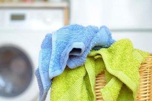 Giặt khăn tắm thế nào để tránh nhiễm bệnh?