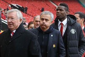 Trước Mourinho, Sir Ferguson từng công khai ghét bỏ Pogba