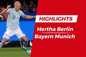 Highlights cựu sao Chelsea tỏa sáng, Bayern thua trận đầu tiên