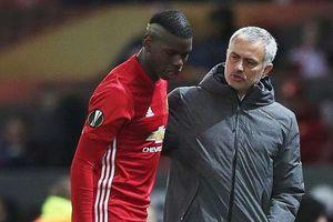 Mourinho 'nắn gân' Pogba trước trận gặp West Ham