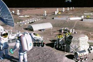 Nga đang dựng căn cứ trên Mặt Trăng