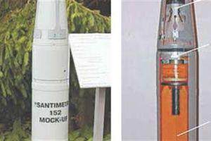 Nga phát triển đạn pháo có khả năng hiệu chỉnh quỹ đạo