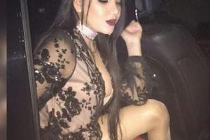 Cô gái xinh đẹp bị sát thủ bắn chết trên xe gây rúng động Iraq