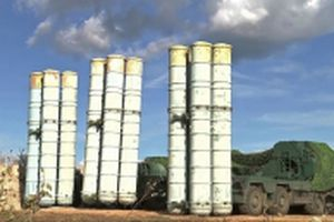 Nga bắt đầu chuyển hệ thống S-300 tới Syria