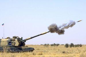 Techmash chế tạo loại đạn pháo mới có khả năng thay đổi quỹ đạo