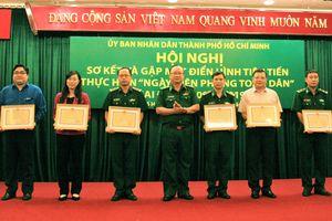 Quan tâm đầu tư xây dựng BĐBP TP Hồ Chí Minh vững mạnh, đáp ứng yêu cầu nhiệm vụ được giao
