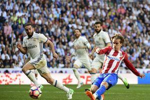 Real Madrid - Atletico Madrid (1 giờ 45 ngày 30.9): Derby khó đoán