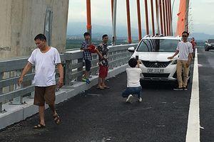 Quảng Ninh thu phí cầu Bạch Đằng từ 15.10