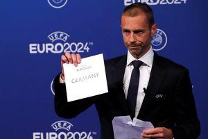 Truyền thông Thổ Nhĩ Kỳ 'tố' Chủ tịch UEFA giúp Đức đăng cai EURO 2024