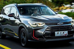 Chevrolet Orlando 2019 với diện mạo mới trình làng ở Trung Quốc