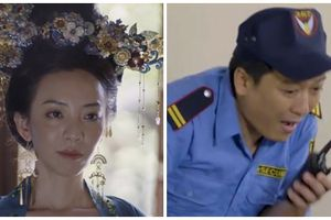 Thu Trang ra lệnh chém đầu Trường Giang trong phim cung đấu 'Bổn cung giá lâm'