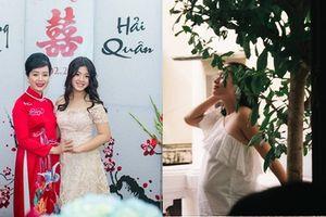 Khoe mặt mộc khi đang mang bầu lần 2, con gái đầu NSƯT Chiều Xuân khiến hội chị em xuýt xoa