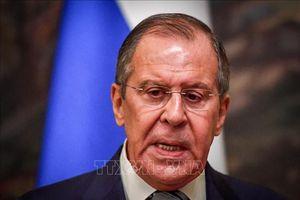 Nga cáo buộc phương Tây 'tống tiền chính trị'