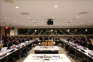 Hội nghị không chính thức Bộ trưởng Ngoại giao ASEAN: Phấn đấu vì hòa bình và ổn định