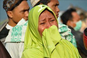 Số người chết trong vụ động đất, sóng thần tại Indonesia đã tăng vọt lên 384