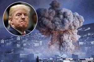 Tổng thống Trump đang cân nhắc kịch bản tấn công Nga ở Syria?