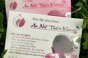 Người tiêu dùng lo ngại về 2 sản phẩm An nữ Thảo Khang và Vĩnh Hồng Xuân kém chất lượng?