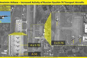 Lộ ảnh vệ tinh Nga chuyển giao S-300 cho quân đội Syria
