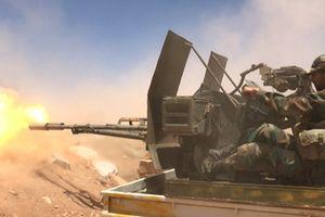 Chiến sự Syria: Quân chính phủ muốn kết liễu IS tại Sweida trước mùa đông
