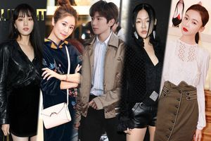 Lâm Tâm Như, Vương Nguyên, Lee Sung Kyung và Ngô Cẩn Ngôn tham dự 'Paris Fashion Week 2018'