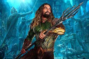 Giải mã cốt truyện 'Aquaman', hé lộ cuộc chiến vương quyền 'rực lửa' dưới đại dương