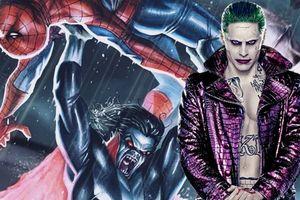 Chán làm Joker, Jared Leto hóa ma cà rồng khát máu trong dự án 'Morbius' của Sony