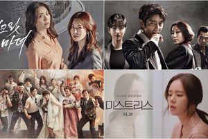 9 phim truyền hình Hàn Quốc 2018 mà bạn nhất định không nên bỏ qua