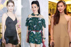 Những sao Việt bất chấp dress code ăn diện một mình một cõi lên thảm đỏ