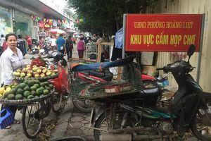 Những hình ảnh xấu xí, nhếch nhác tại khu chung cư HH Linh Đàm