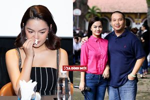 Phạm Quỳnh Anh khóc nấc khi nhắc về chuyện li hôn: Tôi chỉ muốn giữ bình yên cho con mình