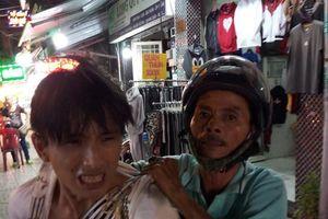 TP.HCM: Đội hiệp sĩ Tân Bình bắt gọn đối tượng cướp giật tài sản
