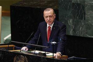 Thổ Nhĩ Kỳ, Nga, Pháp và Đức sẽ tổ chức Hội nghị thượng đỉnh bốn bên về Syria