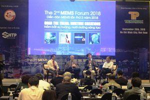 Ứng dụng cảm biến MEMS cho tòa nhà cao tầng tại TP. Hồ Chí Minh