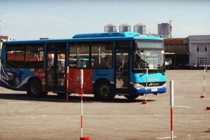 Hà Nội: Khai mạc Hội thi lái xe giỏi, an toàn năm 2018