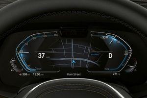 BMW tiết lộ khoang lái thông minh Live Cockpit của 3-Series sắp tới