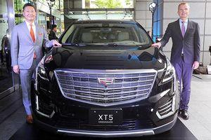 Ô tô Mỹ 'thất thế' tại thị trường Nhật Bản