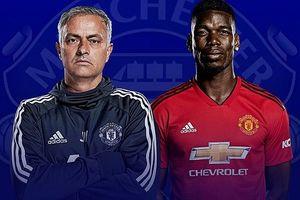 West Ham - MU: Jose Mourinho không muốn cũng phải dùng Paul Pogba?