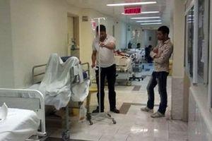 Ngộ độc rượu làm ít nhất 13 người Iran tử vong
