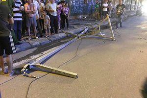 Rơi vật liệu xây dựng chết người ở Hà Nội: Nhà thầu phụ nhận trách nhiệm