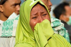 Nhân chứng sợ hãi kể về đợt tấn công dữ dội của sóng thần, động đất tại Indonesia