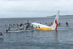 Thông tin bốn người Việt trong vụ máy bay gặp nạn tại Micronesia