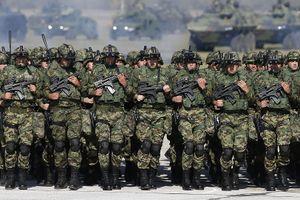 Serbia đặt quân đội trong tình trạng sẵn sàng chiến đấu cao nhất