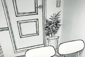 Quán cafe truyện tranh gây sốt ở Hàn Quốc