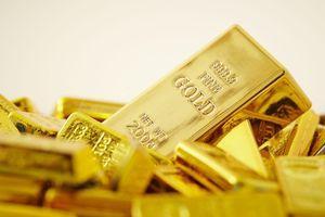Cuối tuần, giá vàng tăng mạnh