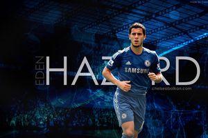 Khi Eden Hazard lại chơi bóng như siêu nhân