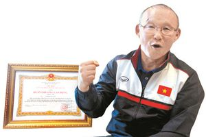HLV Park Hang-seo: Việt Nam có thể dự World Cup trong 10-20 năm tới