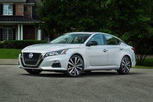 Nissan Teana 2019 lột xác toàn diện, giá tăng nhẹ