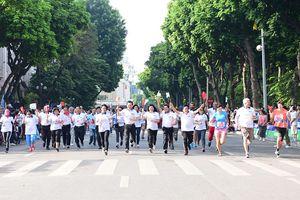 Chung kết Giải chạy Báo Hànôịmới mở rộng lần thứ 45