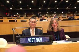 Đại sứ Vũ Quang Minh chia sẻ về việc 'ngủ nhanh' tại các phiên họp của Liên Hợp Quốc'